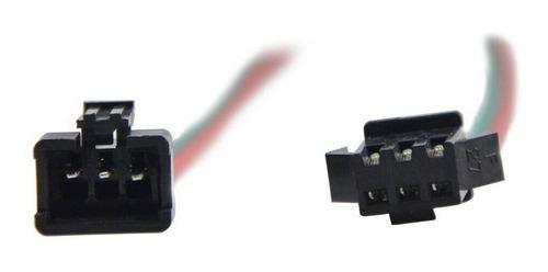 Conectores Para Tira Led Macho Y Hembra Rgb Ws2811 5050