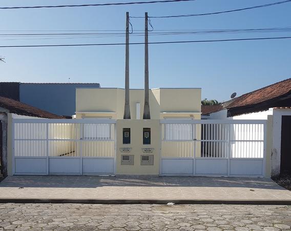 Casa Germinada Em Mongaguá....preço Baixo !! Ref. Ca0016