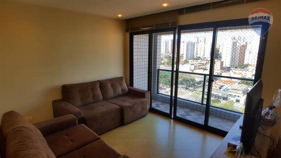 Apartamento Com 3 Dormitórios E 3 Vagas De Garagem - Saúde. - Ap10381