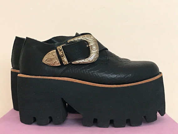 Zapatos Cuero Vacuno Talle 39