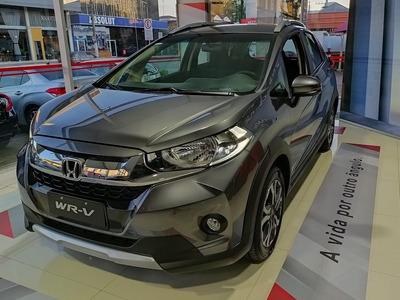 Honda Wr-v Exl 1.5 16v Flex Aut Cvt 2020/2020 0km