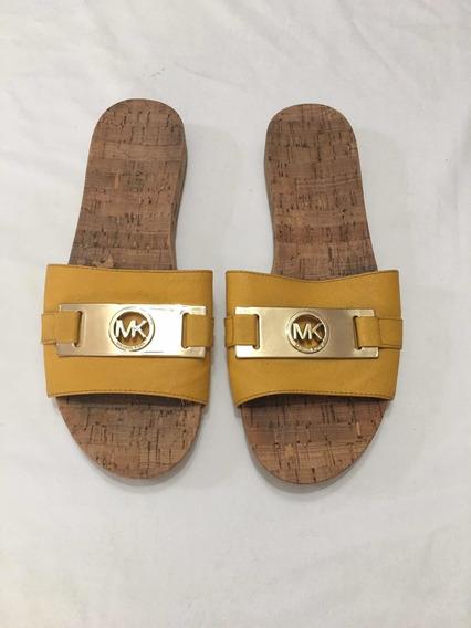 Zapatos Sandalias Michael Kors Mk De Corcho Tory, Ferragamo