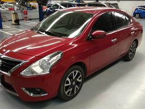 Nissan Versa Exclusive Navi L4/1.6 Aut