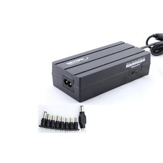 Cargador Universal Notebook Netmak Nm-1187 90w 9 Conectores