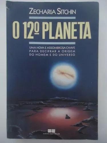 Livro O 12º Planeta