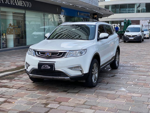 Geely Emgrand X7 Sport 2.4 Gl At 2018