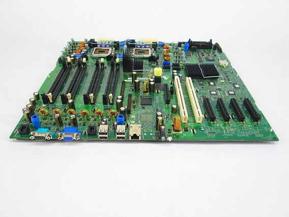 Placa Mae Dell Poweredge 1900 Dual Core P/n: 0nf911 / Nf911