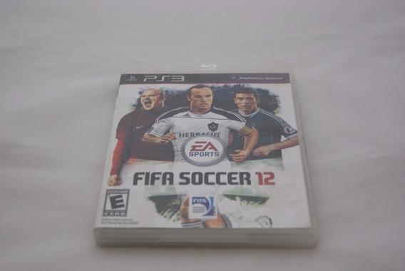 Jogo Ps3 - Fifa Soccer 12