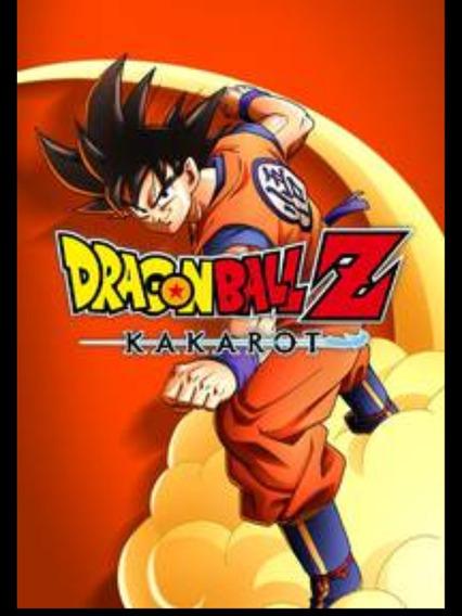Dragon Ball Z:kakarot Midia Digital(xbox One).
