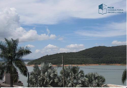 Terreno À Venda, 810 M² Por R$ 650.000,00 - Escarpas Do Lago - Capitólio/mg - Te0412