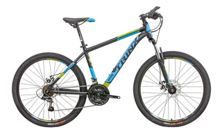 Bicicleta Trinx Majestic 116 Rodado 26 21 Vel Frenos A Disco