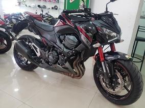 Kawasaki Z 800 Abs 2017 Vermelha 11000 Km