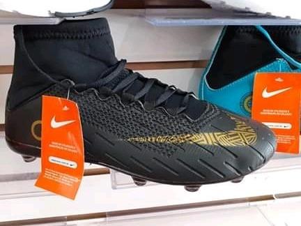 Zapatillas Fútbol Con Tapones