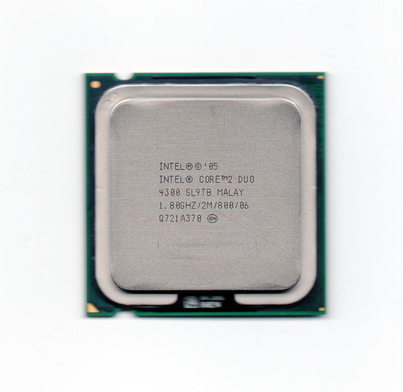 Processador Intel Core 2 Duo E4300 1.80ghz Lga 775 + Frete
