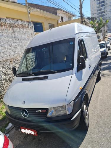 Mercedes-benz Sprinter Furgão Cdi Street