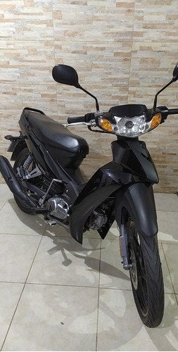 Yamaha New Crypton