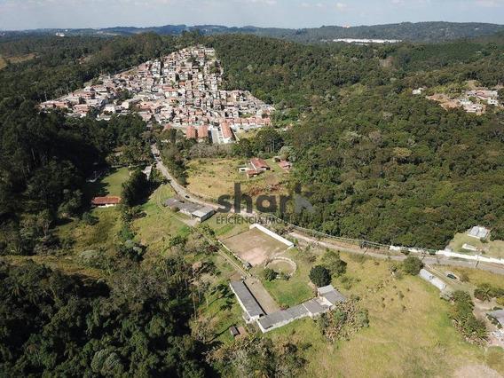 Terreno À Venda, 14292 M² Por R$ 2.500.000 - Centro (cotia) - Cotia/sp - Te0043