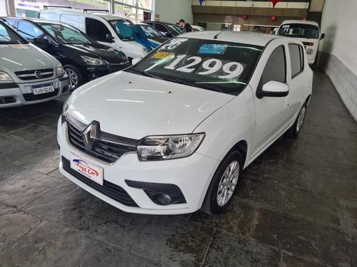 Renault Sandero Zen 2020 Completo