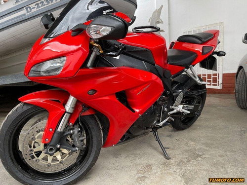 Motos Honda Cbr 1000 Rr