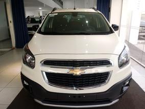 Chevrolet Spin 1.8 Activ 8v Flex 4p Automatico 2017/2018