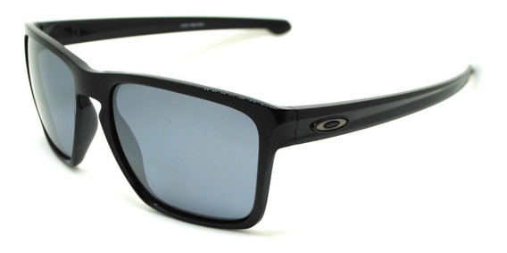Óculos Oakley Sliver Xl Oo9341-05 57 Polished Black Original