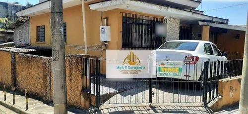 Imagem 1 de 16 de Casa Com 2 Dormitórios Com Uma Suite À Venda, 154 M² Por R$ 630.000 - Vila Augusta - Guarulhos/sp - Ca0044