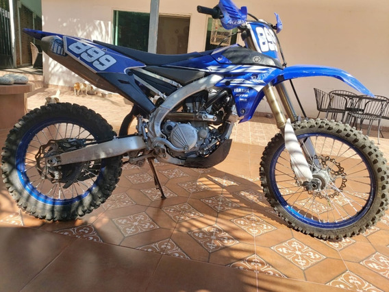 Yz250fx Yamaha Country