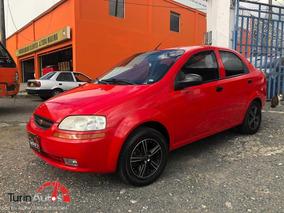 Chevrolet Aveo Ls 1.5 Mt 2012