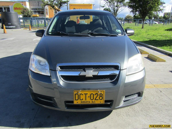 Chevrolet Aveo Emotion Expresion 1.6 Aa