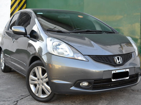 Honda Fit Exl 1.5 Caja Automatica . Impecable, Tope De Gama