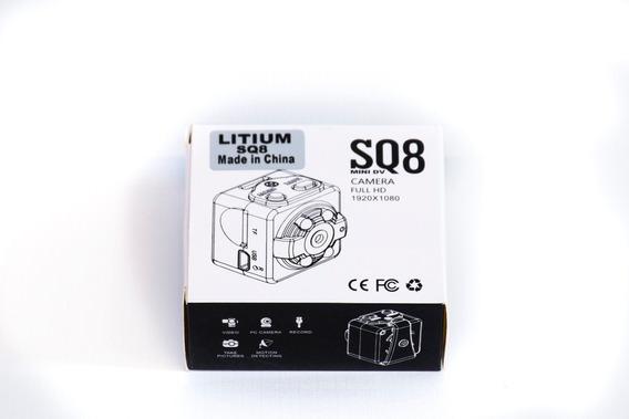 Mini Camara Oculta Sq8 1080p Full Hd 12mp Vision Nocturna