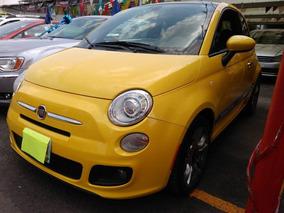 Fiat 500 3p Sportimg L4/1.4 Aut