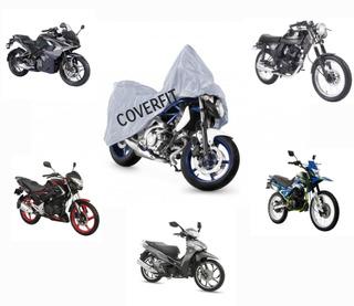 Funda Para Motocicleta 100% Impermeable Envío Gratis Dhl!!