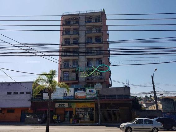 R$295 Mil - Maravilhoso Apartamento De 2 Quartos Com Dce E 2 Varandas, Vaga De Garagem No Miolo Da Vila Da Penha! - Ap0702