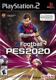 Pes 2020 Para Playstation 2 Por Usb Xplaygiro
