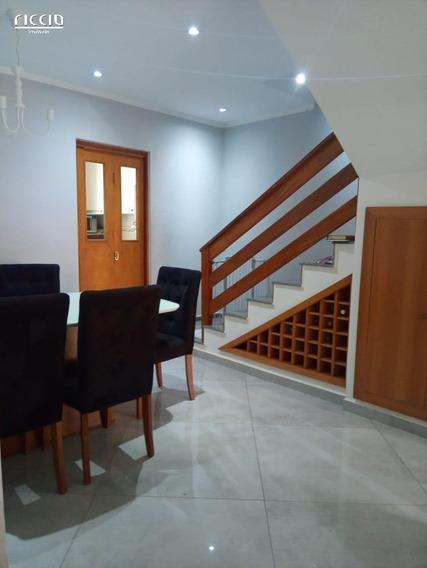 Casa Em Condominio - Jardim California - Ref: 7412 - V-ri3041