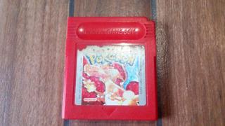 Pokémon Rojo O Red En Español Game Boy Gb