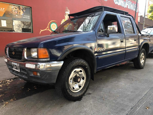 Chevrolet Luv 1993 2.3 Pick-up D/cab 4x4