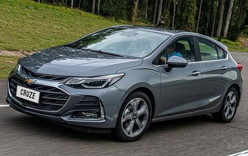 Nuevo Chevrolet Cruze 5 Puertas Lt 1.4n Turbo Manual 2021 Ep