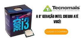 Processador Intel Core I3-8100 Coffee Lake 8a Geração