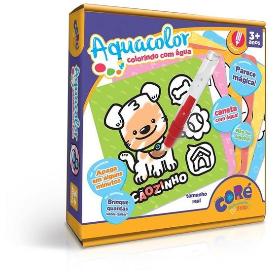 Kit Atividades Aquacolor Color. Com Água - Toyster