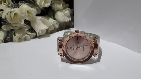 Relógio Feminino Eura Barato
