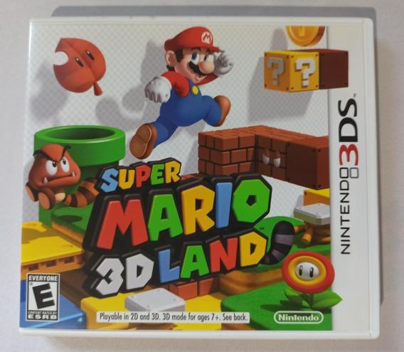 Super Mario 3d Land 3ds