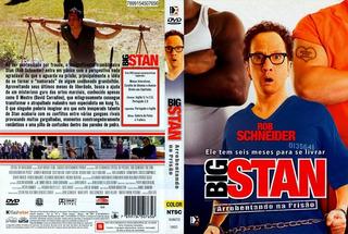 Dvd Big Stan Arrebentando Na Prisao Com Rob Schneider