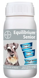 Vitaminas Bayer Equilibrium Senior Con 60 Tabletas
