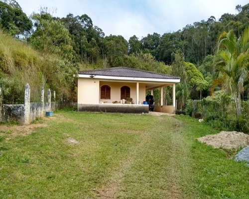 Imagem 1 de 14 de Chácara À Venda Em Juquitiba; Sitio À Venda Em Juquitiba - 107 - 32982642