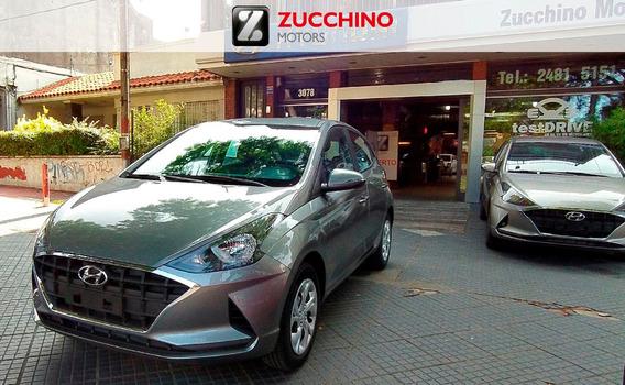 Hyundai Hb20 1.6 Hatchback Confort | 0km | Zucchino Motors