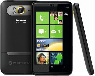 Celular Htc Hd 7 - Muito Pouco Uso - Sistema Windows