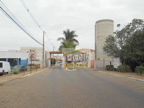 Imagem 1 de 15 de Apartamento Com 2 Dormitórios Para Alugar, 50 M² Por R$ 842/mês - Jardim Santa Maria (nova Veneza) - Sumaré/sp - Ap0967