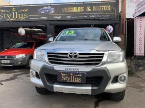 Toyota Hilux 2.7 Srv Cd 4x4 At 2013